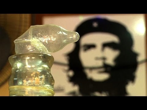 ساخت شراب با کاندوم در کوبا