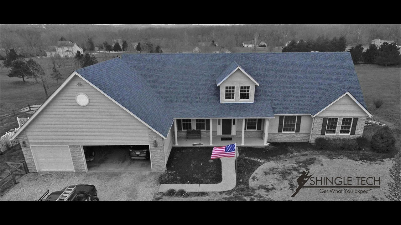 Owens Corning Quot Estate Grey Quot March 2017 Youtube