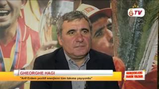 Gerçekleri Tarih Yazar | Gheorghe Hagi