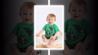 Milestones and Memories | Birthday Slideshow | Baby Coleman