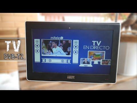 Ver la TELE GRATIS en cualquier sitio con esta TV PORTÁTIL MULTIMEDIA
