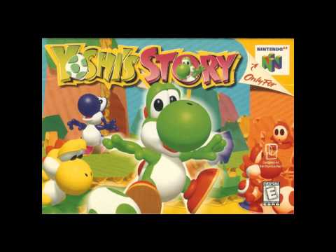Yoshi's Story Music: Jungle Fever (Jungle Puddle and Neuron Jungle)