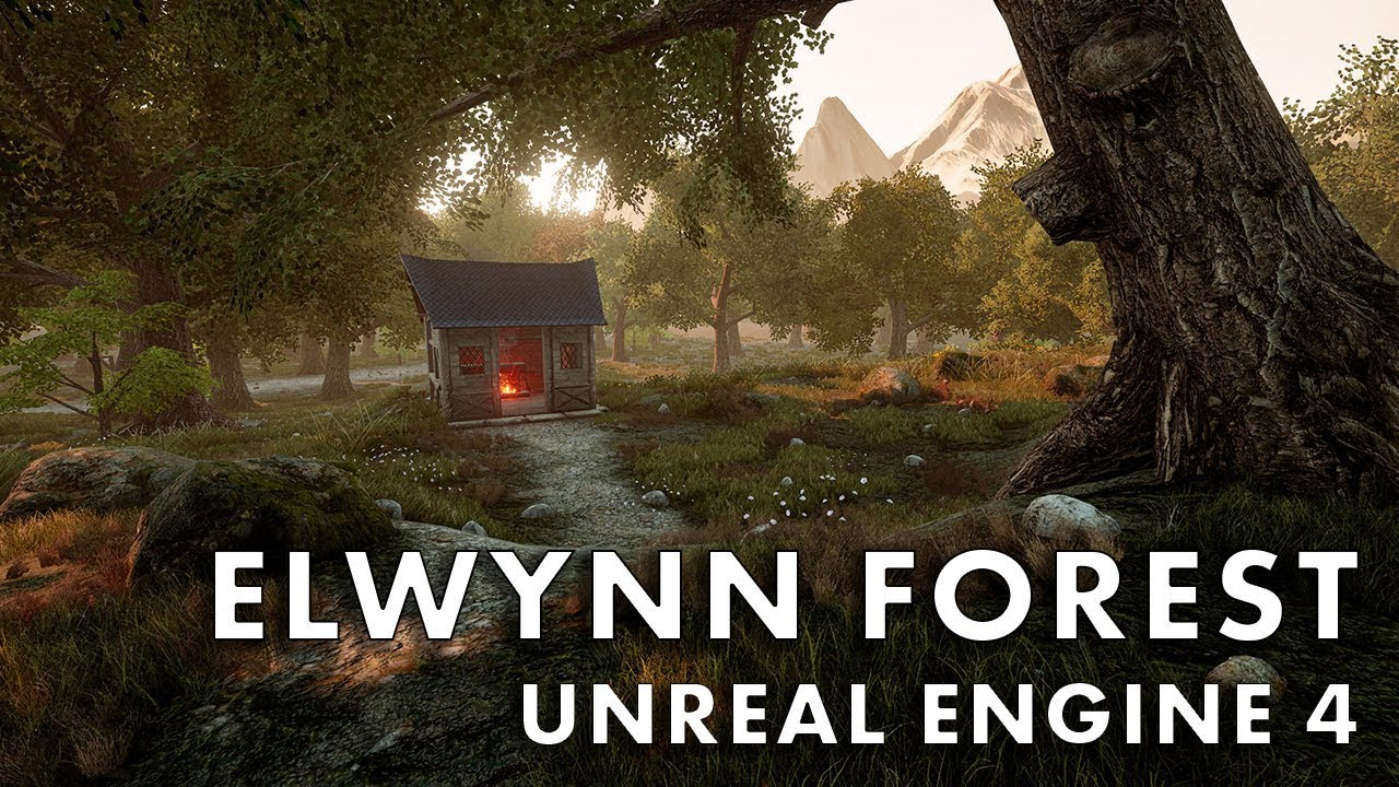25+ Unreal Engine Landscape Wow Pictures and Ideas on Pro