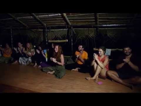 CONSCIOUS YOGA DANCE WITH DARJA KASHIRSKAYA 2016