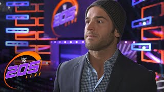 Roderick Strong knows what's at stake against Hideo Itami: WWE 205 Live Exclusive, Feb. 6, 2018