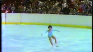 1984 Winter Olympics - Ladies Figure Skating Compulsory Figures Part 1