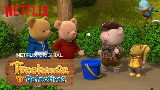 Is That Snow? | Treehouse Detectives | Netflix