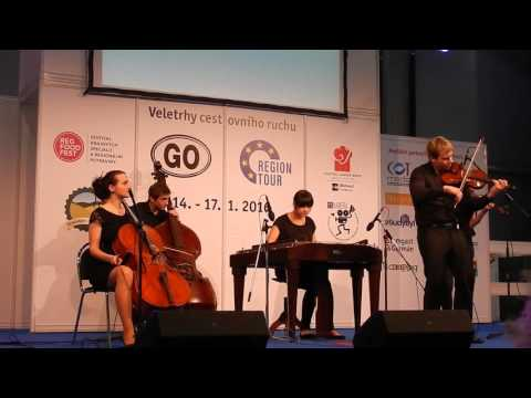 CIMBALLICA - Questions Systems of a Down - Brno Regiontour