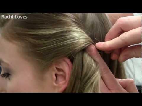 ♥ Easy Vintage-Inspired Hair Tutorial