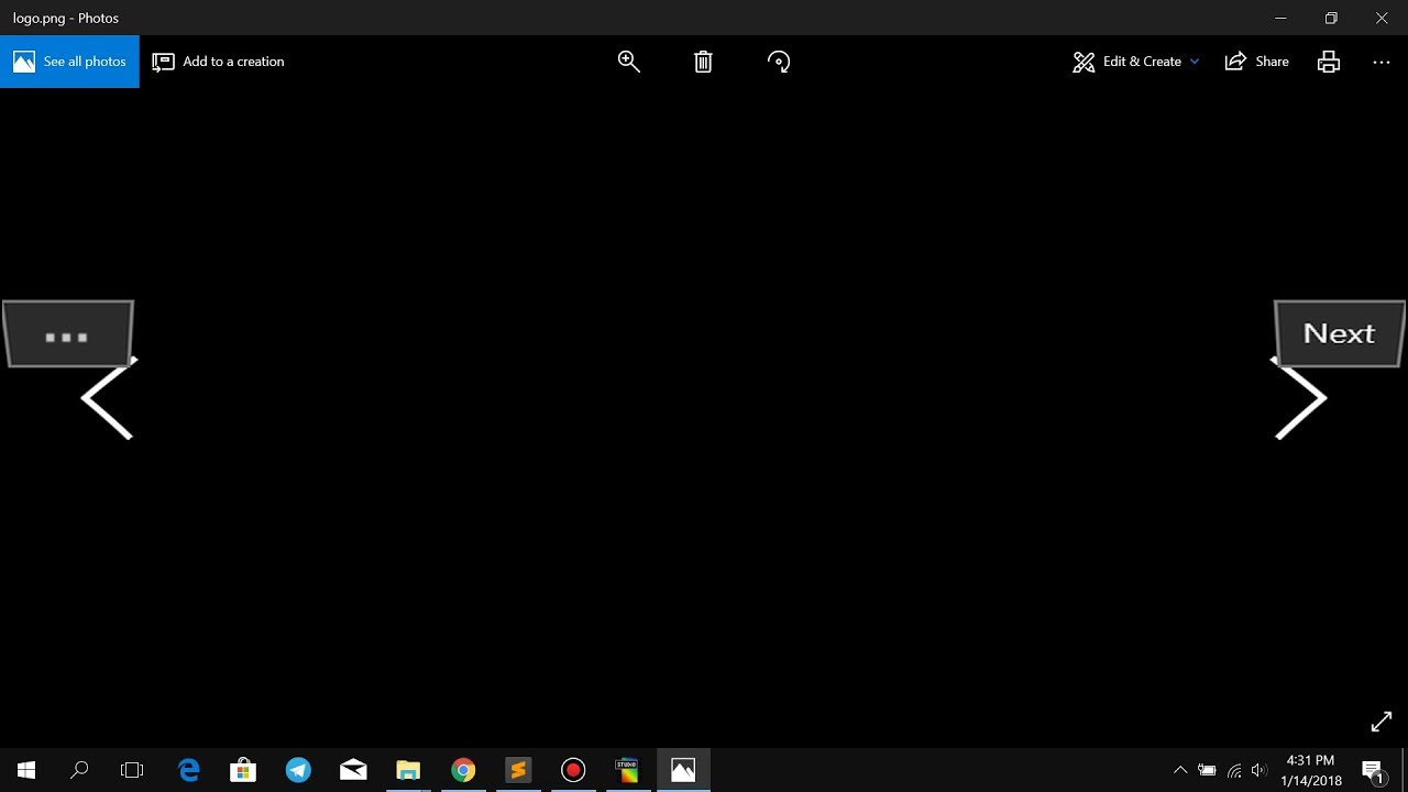 5f70502041f239 How to fix Windows 10 Photos app not working - doesn t scroll images ...