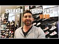 COME SNEAKER SHOPPING WITH ME! (alpha m. shopping VLOG)