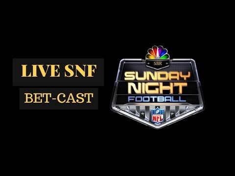 SNF Eagles vs. Seahawks LIVE Betting Action! | NFL Picks Bet-Cast
