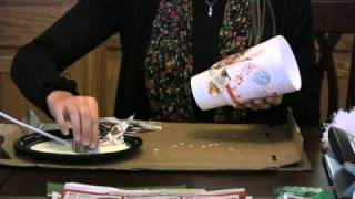 How To Make A Paper Mache Animal