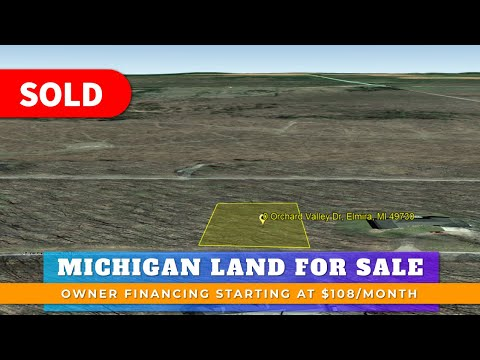Just Sold By WeSellNewYorkLand.com - Land For Sale Lot 372 Orchard Valley Dr, Elmira, MI