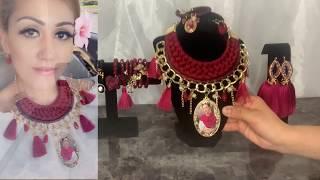 🇲🇽 accesorios artesanales mexicanos 🇲🇽