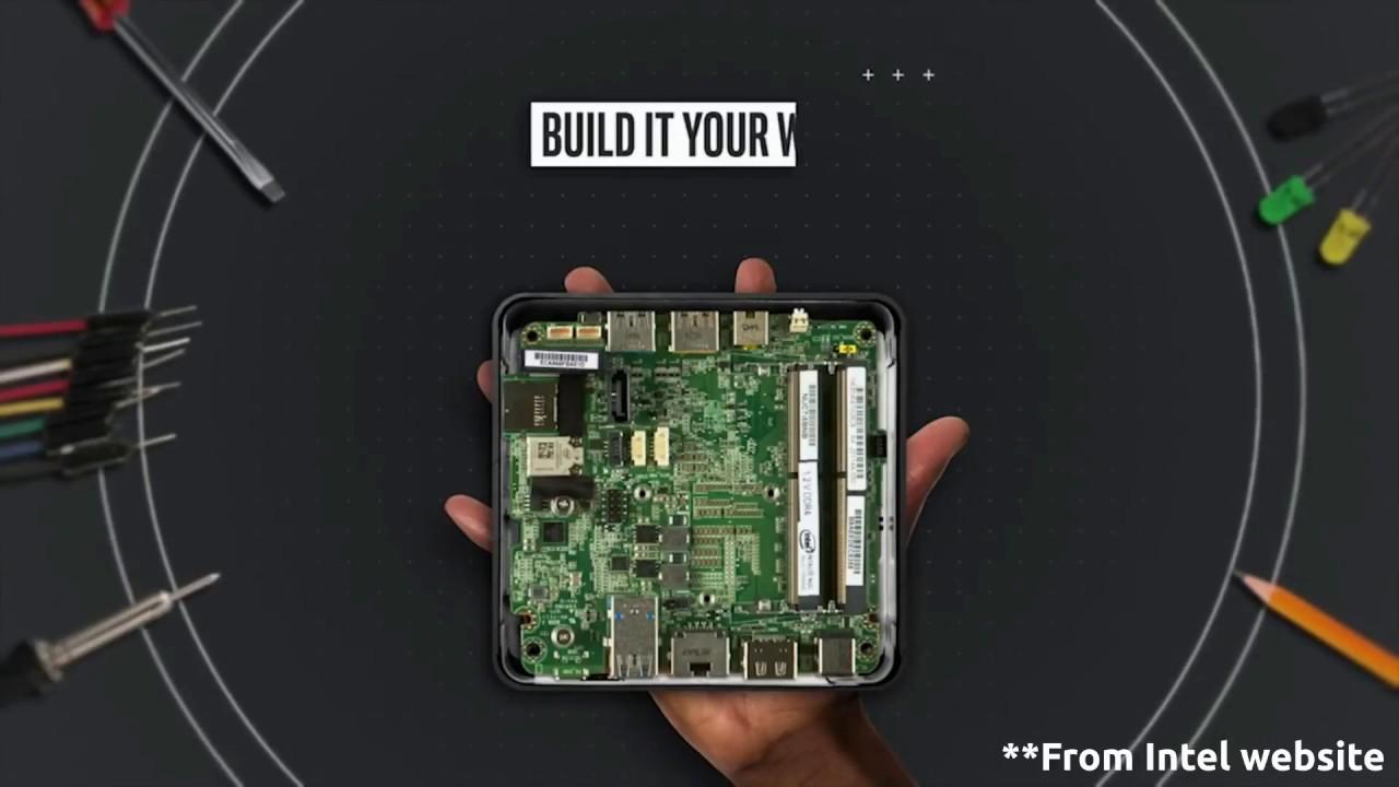 Intel NUC – the perfect Linux desktop PC