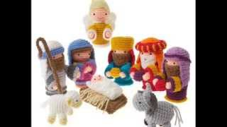 Amigurumi Nativity - Crochet Pattern Presentation