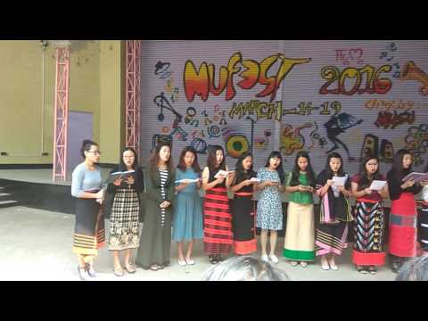 Special Song from Ladies Hostel2: MUEF Fellowship on 26 March 2017