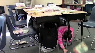 SEVA 2018 Instructional 4-6 SEVA Award: How to Survive and Earthquake at School