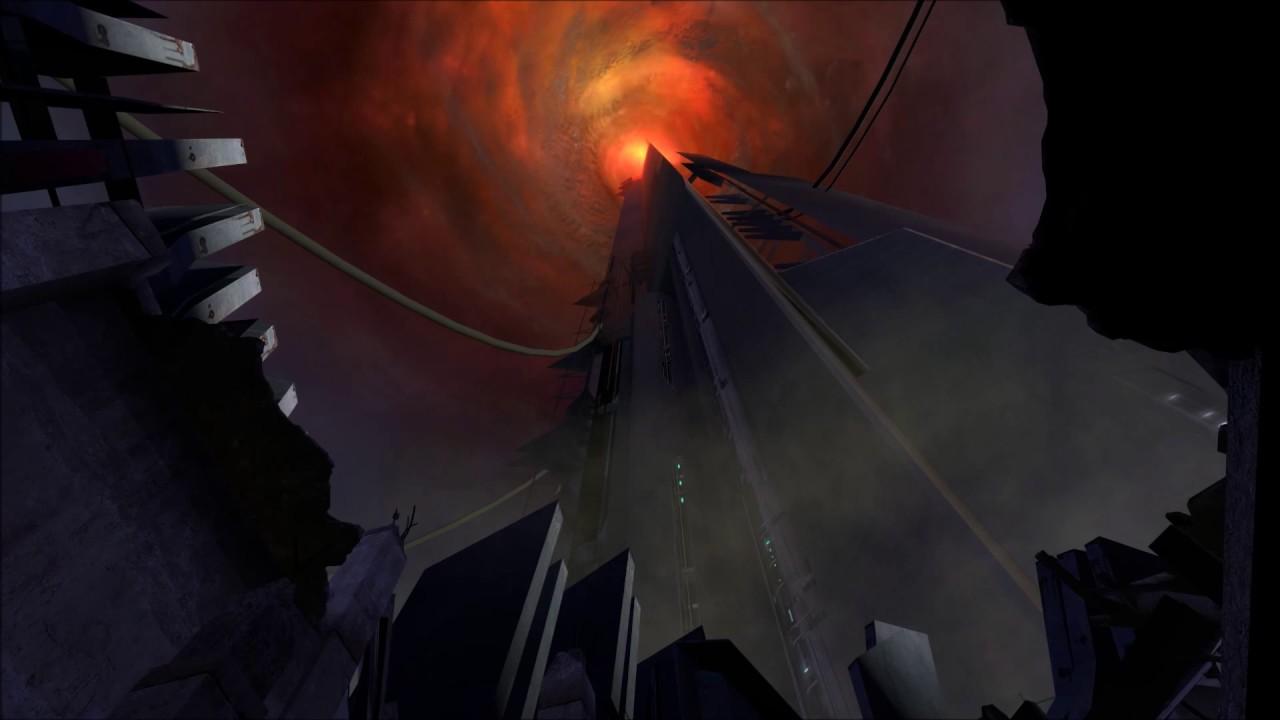 Half Life 2 Episode 1 Citadel Wallpaper Engine Background Youtube