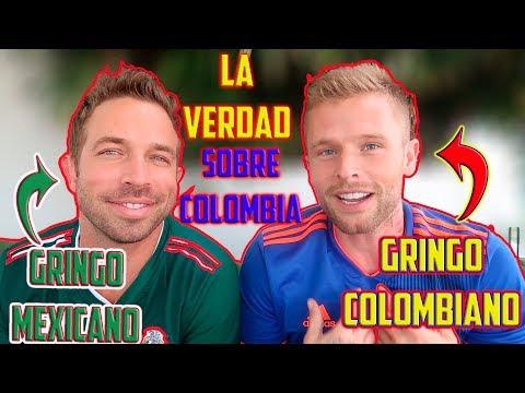 EL GRINGO MEXICANO REVELA SU AMOR POR COLOMBIA