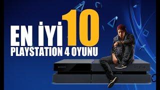 En İyi 10 Playstation 4 Özel Oyunu