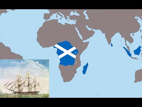 What if Scotland was a Colonial Empire?