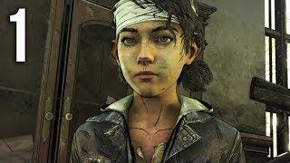 The Walking Dead Season 4 Episode 1 - THE BEGINNING (Part 1)