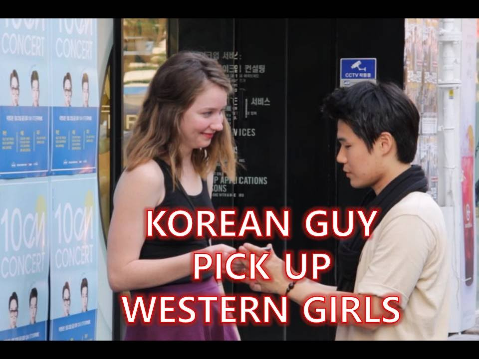 how to pick up korean girls