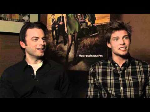Weeds  andPOP Speaks with Hunter Parrish and Justin Kirk
