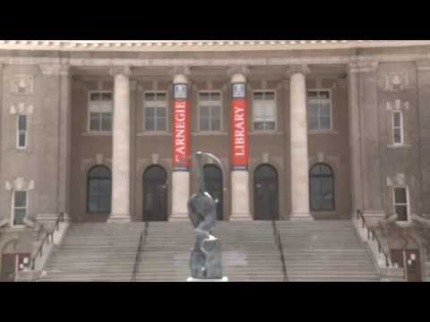 SYRACUSE UNIVERSITY CARNEGIE LIBRARY RE-DEDICATION