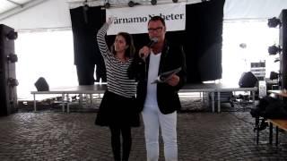 Dansare tolkar Värnamo Nyheter