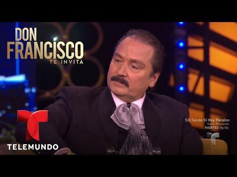 Majo  y Antonio Aguilar hablaron sobre  Emiliano   Don Francisco Te Invita   Entretenimiento