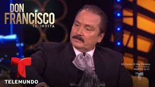 Majo  y Antonio Aguilar hablaron sobre  Emiliano | Don Francisco Te Invita | Entretenimiento YouTube Videos