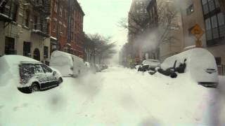 NYC-Blizzard -01.23.2016- PART-2
