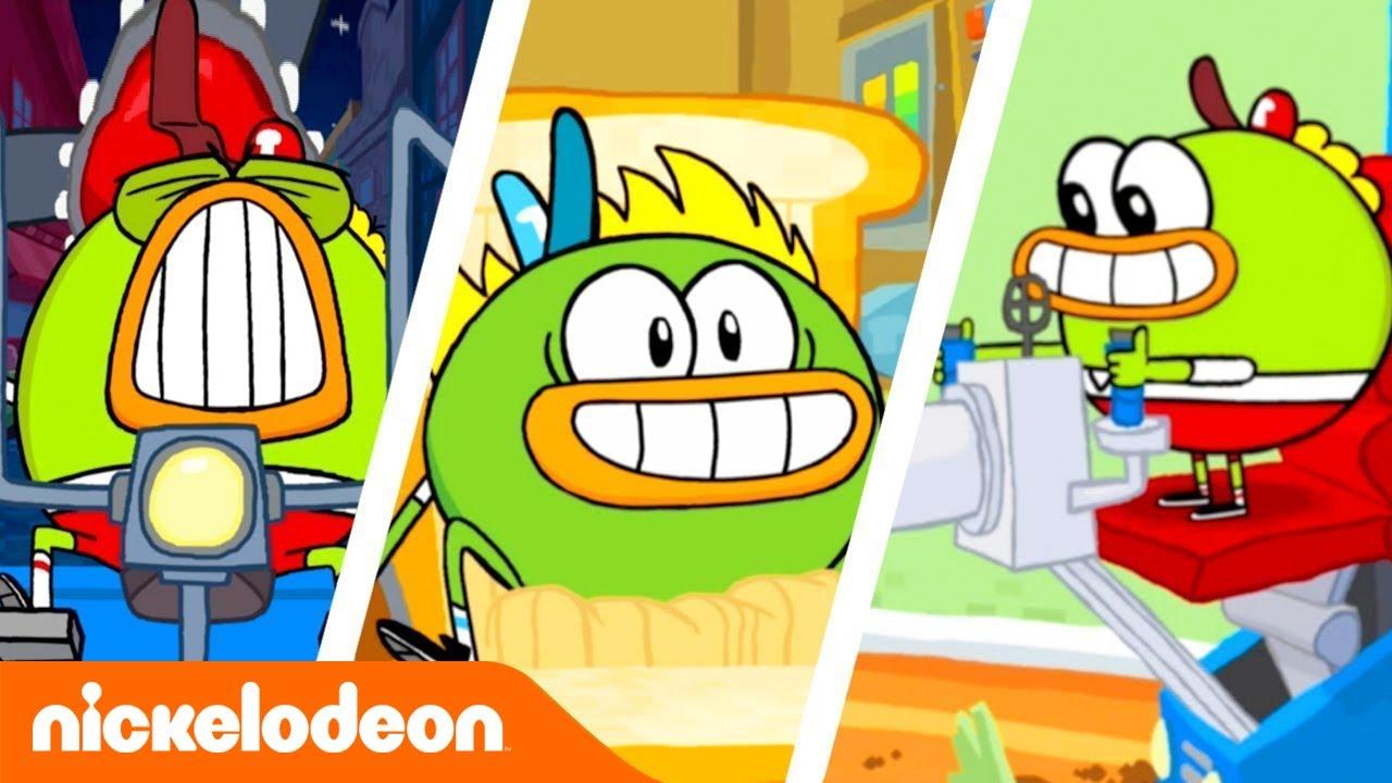 Download Breadwinners   Entregas Rápidas   Nickelodeon em Português