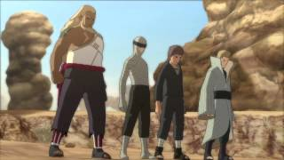 Naruto Shippuden Ultimate Ninja Storm 3 - PS3 _ X360 - The will of fire lives on