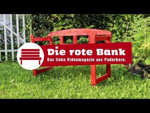 Die rote Bank: Runter mit den Mieten!