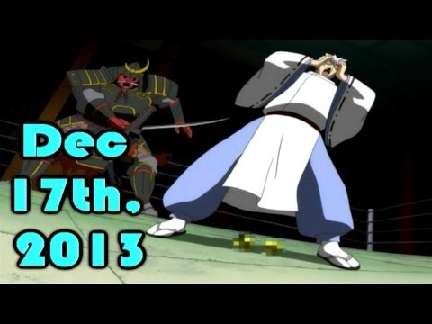 AH Day 4 Gintama (12 Days of Anime 2013)