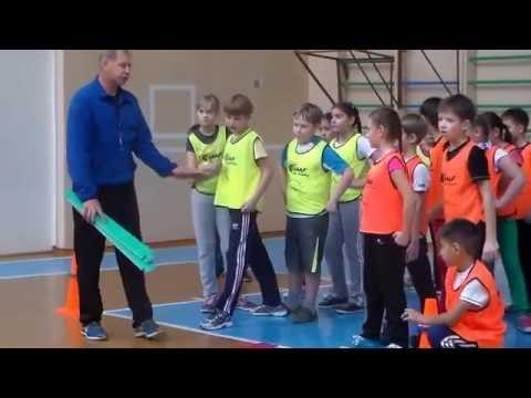 Литвинов С. П. Игры на уроках физической культуры