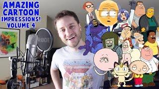 Amazing Cartoon Impressions! Volume 4