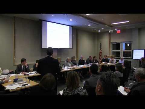 Finance and Warrant Commission 3/8/16 (Night 2)