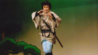 新舞踊  曲: 瞼の母  踊: 深山 幸三郎 2015(初演)
