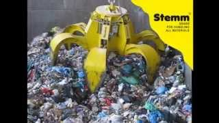 STEMM Orange Peel Grabs for Refuse Handling