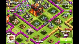 Clash Of Clans - High Loot Raid Re-upload In HD