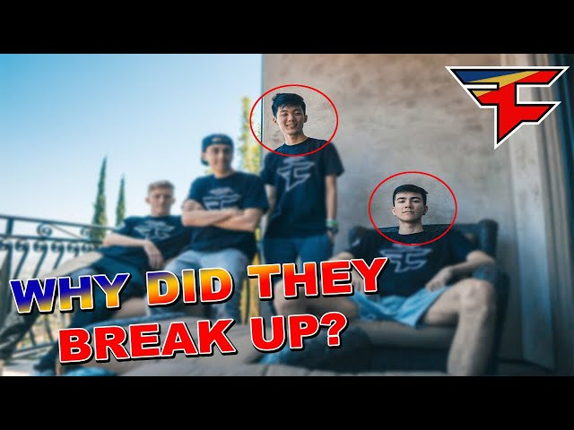 Why Is This FaZe Clan Duo BREAKING Up? Will They Be Myths NEW Duo Partner?