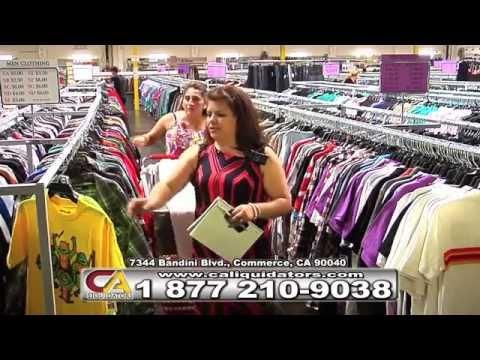 CA Liquidators wholesale
