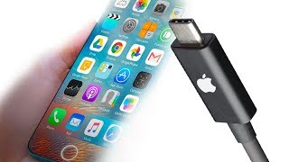 De l'USB-C sur l'iPhone 8 ?