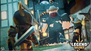 Roblox Legend Hunt All New codes!