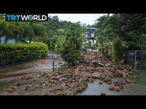 Queensland Flooding: Record breaking floods in eastern Australia